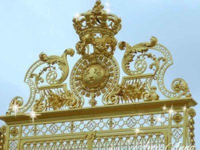フランスの金の門