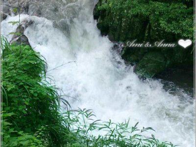 佐賀県三瀬峠の滝