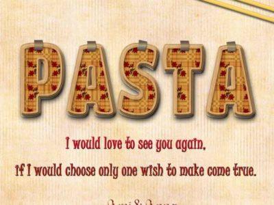 pastaのテキストエフェクト
