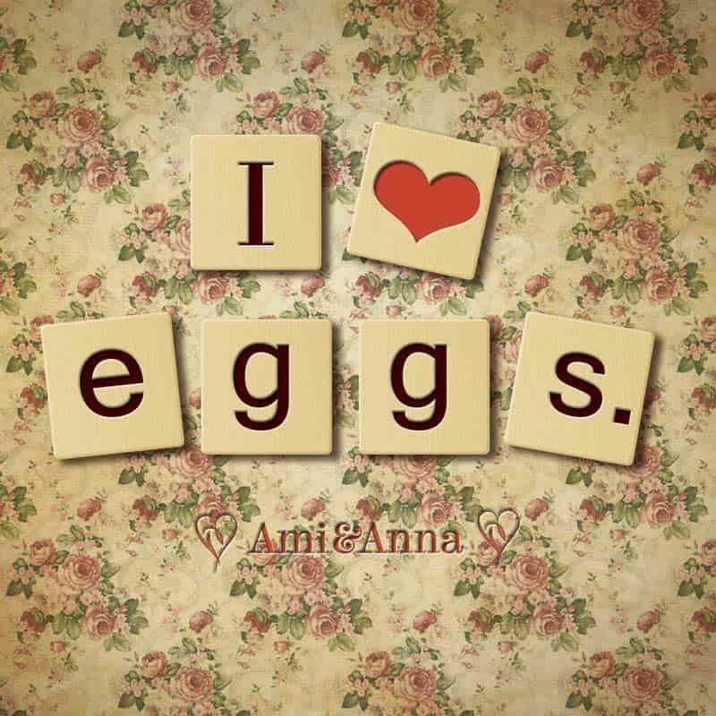 eggのテキストエフェクト
