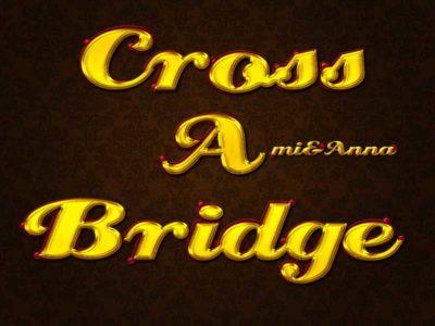 Bridgeの金色テキストエフェクト