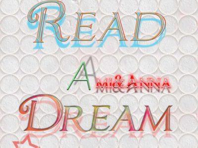 READ A DREAMと書いたカラフルなテキストエフェクト
