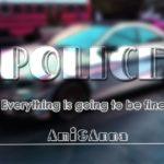 POLICEのテキストエフェクト