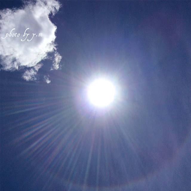 オーストラリアの日暈
