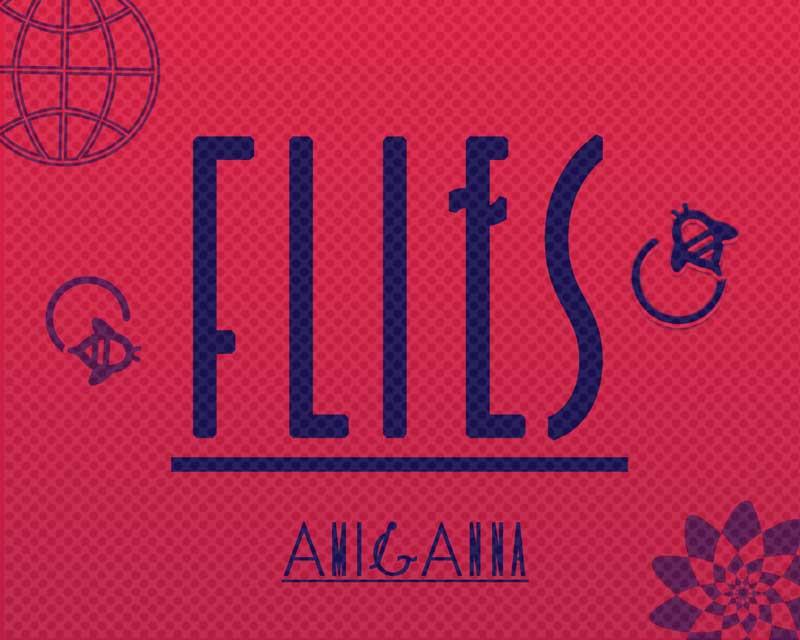 FLIESのテキストエフェクト